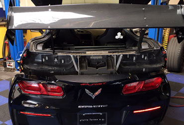 c7 corvette aerodynamics upgrades