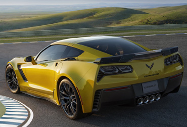 Corvette Performance Parts - C5 C6 C7 Corvette Performance Packages