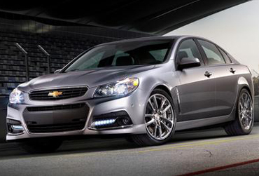 chevrolet ss sports sedan performance parts dyno tuning