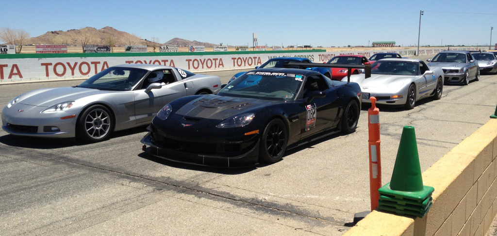 codys road racing z06 corvette