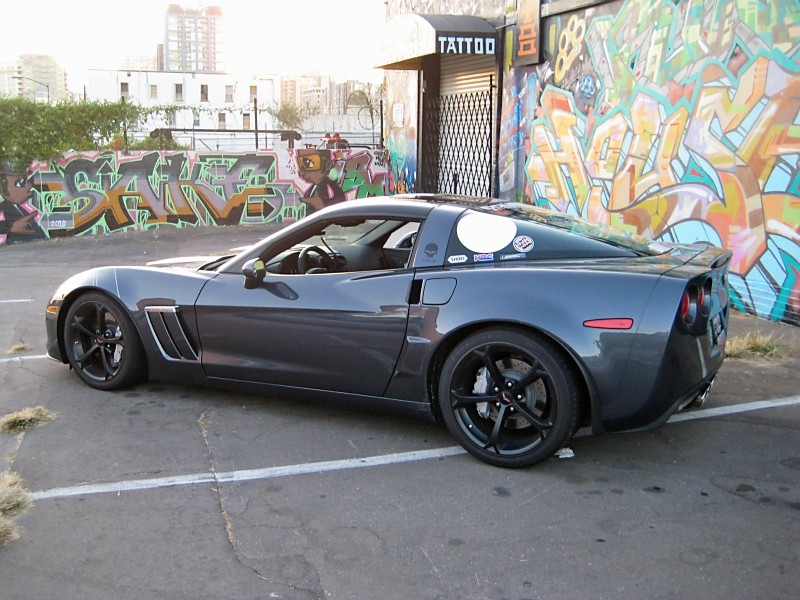 2010 Corvette Grand Sport Stage 1 Performance Package - Excelsior ...
