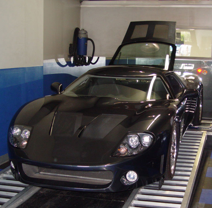 gtm supercar stage 1 performance package