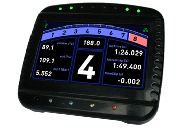 life racing systems hud unit