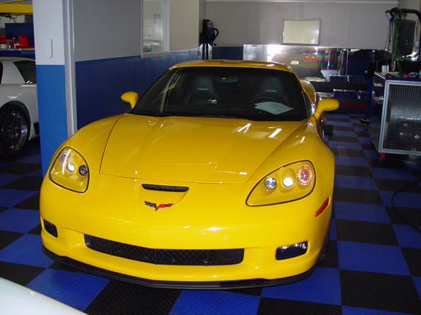 z06 c6 corvette stage 1 performance package